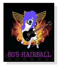 80's Hairball on Pet Life Radio