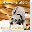 pet podcast - Animal Writes - animal authors and writers