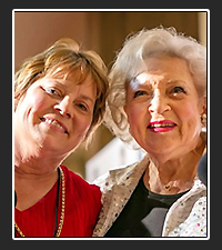 Arden Moore & Betty White  on Pet Life Radio