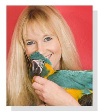 Barbara Heidenreich, host of Wings 'n Things on Pet Life Radio