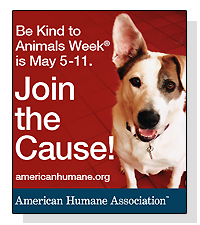 Be Kind to Animals Week on Pet Life Radio