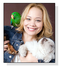 Charlotte Reed on Pet Life Radio