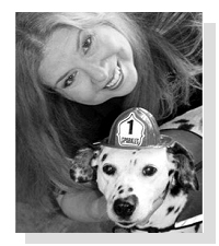 Dayna Hilton & Sparkles on Pet Life Radio