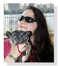 Diane West, host of Pets In The City on Pet Life Radio