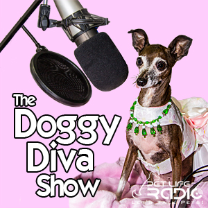 The Doggy Diva Show pet podcast & radio show