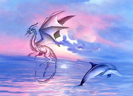 Dolphins and Dragons on Pet Life Radio