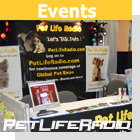 pet podcast - Events & Trade Shows on Pet Life Radio