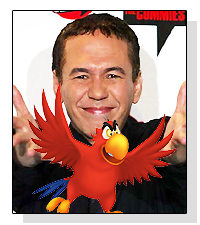 Gilbert Gottfried  on Pet Life Radio