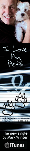 """I Love My Pets"" the new single from Mark Winter available in"