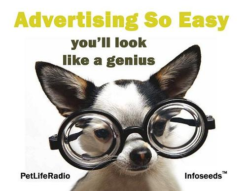 Infoseeds - Affordable Advertising on PetLifeRadio.com