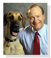 Dr. Jim Humphries, host of Pet Video of the Week on PetLifeRadio.com