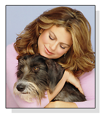 Kathy Ireland  on Pet Life Radio