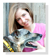 Kristen Powers, host of Petz Rock on Pet Life Radio