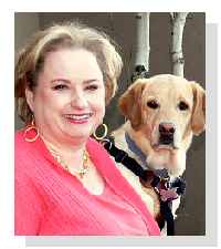 Marcie Davis, host of Working Like Dogs