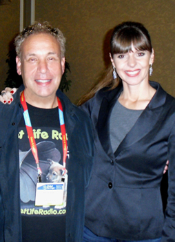 Mark Winter & Victoria Stilwell