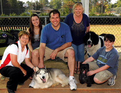 McNeely Family, $500,000 Beneful Wag World Dream Dog Park contest on Pet Life Radio