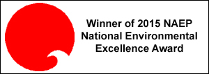 Winner of NAEP National Environmental Excellence Awards on Pet Life Radio