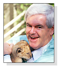 Newt Gingrich on Pet Life Radio