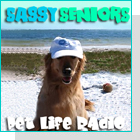 pet podcast - Senior Pets on Pet Life Radio