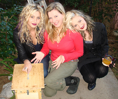 Aly, AJ, and Megan Blake on Pet Life Radio