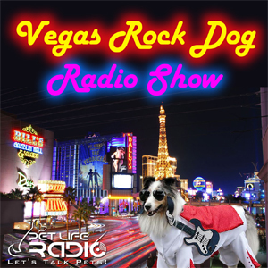 Vegas Rock Dog Radio pet podcast & radio show
