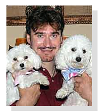 Vladae Roytapel - The Russian Dog Wizard