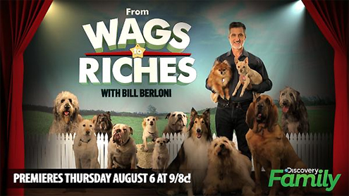 From Wags to Richesi on Pet Life Radio