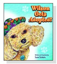 Wilson Gets Adopted  on Pet Life Radio