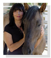 Audrey Pavia, host of Horsing Around on PetLifeRadio