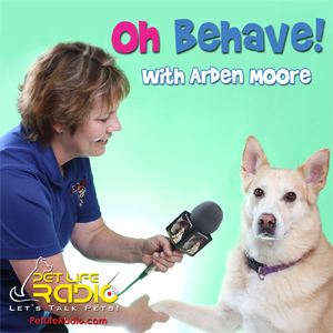 Oh Behave pet podcast & radio show