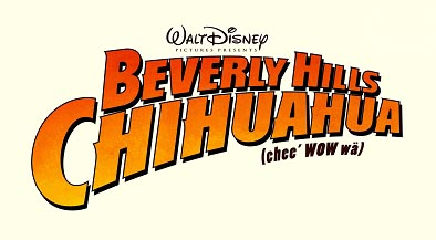 Disney's Beverly Hills Chihuahua