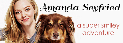 Amanda Seyfried on Pet Life Radio