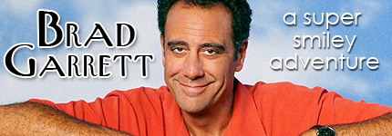 Brad Garrett on Pet Life Radio