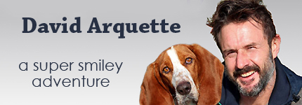 David Arquette on Pet Life Radio