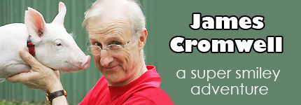 James Cromwell on Pet Life Radio