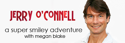 Jerry O'Connell on Pet Life Radio