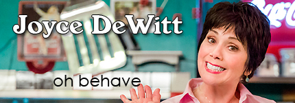 Joyce DeWitt on Pet Life Radio