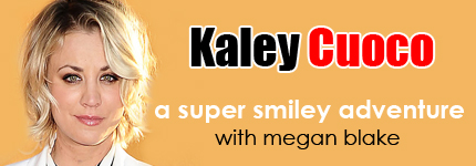 Kaley Cuoco on Pet Life Radio
