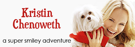 Kristin Chenoweth on Pet Life Radio