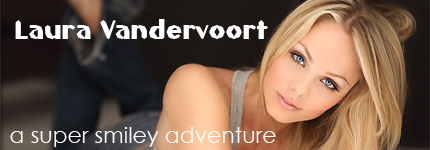 Laura Vandervoort on Pet Life Radio