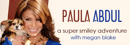 Paula Abdul on Pet Life Radio