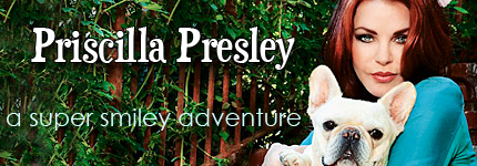 Priscilla Presley on Pet Life Radio