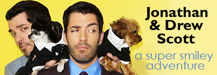 Jonathan & Drew Scott on Pet Life Radio