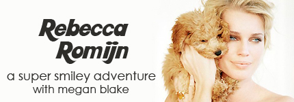 Rebecca Romijn on Pet Life Radio