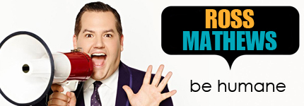 Ross Mathews on Pet Life Radio