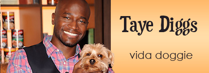 Taye Diggs on Pet Life Radio
