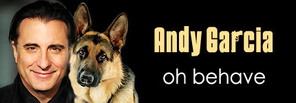 Andy Garcia on Pet Life Radio