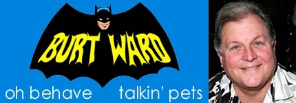 Burt Ward on Pet Life Radio