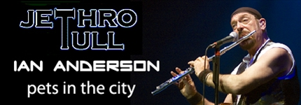 Ian Anderson on Pet Life Radio
