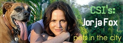 Jorja Fox on Pet Life Radio